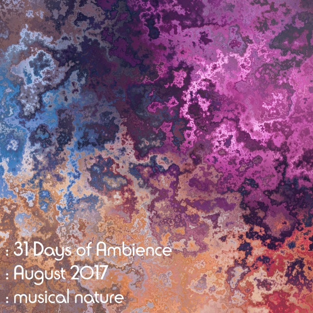 31 Days of Ambience